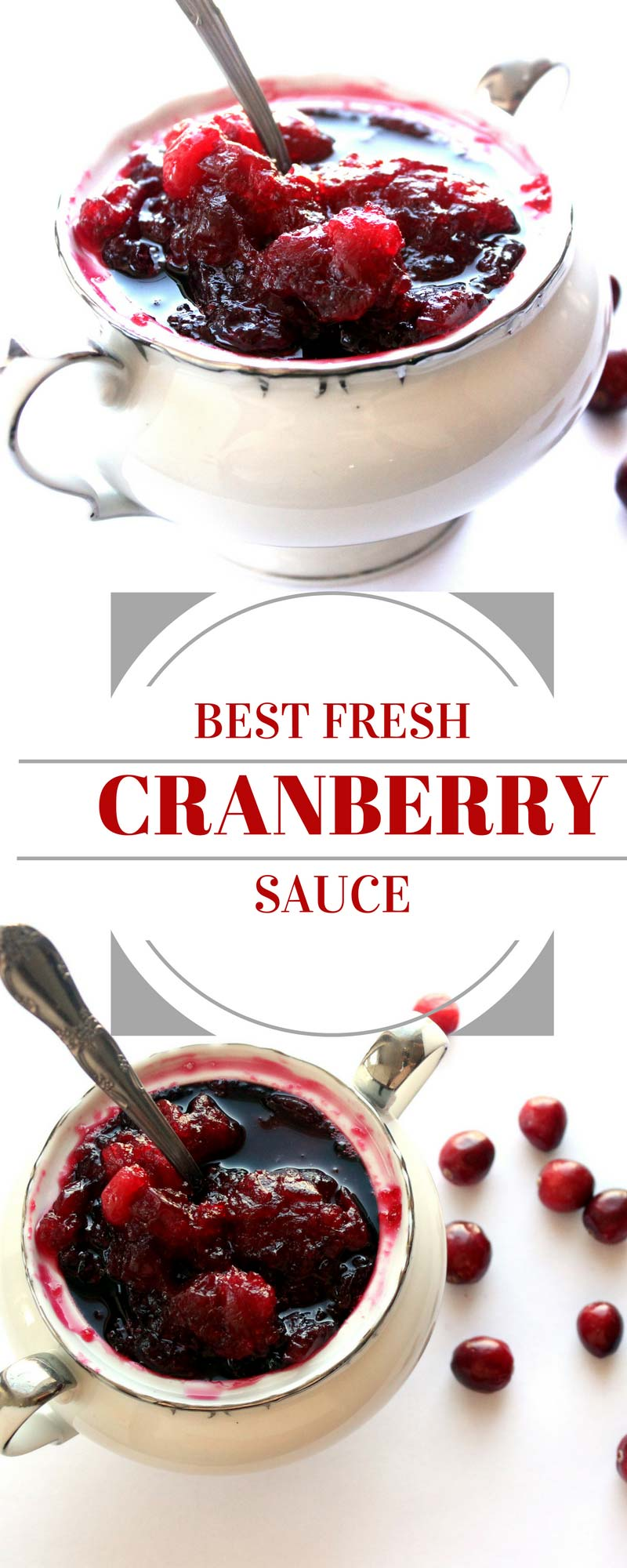 Best Fresh Cranberry Sauce Brandy