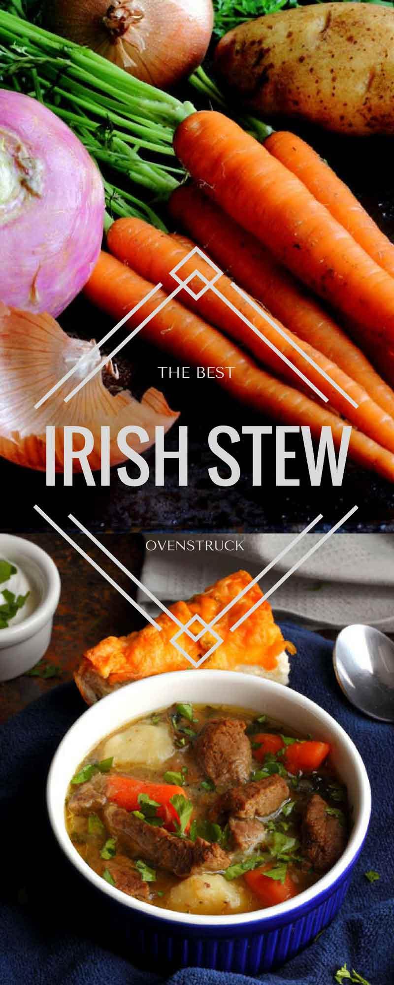The Best Irish Stew