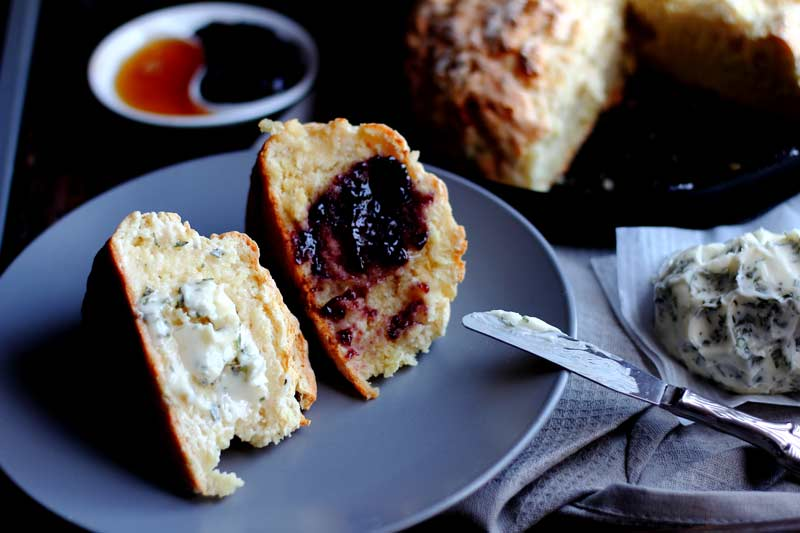 Irish Soda Bread Yeast Free Egg Free